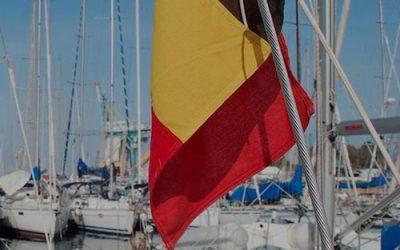 Addio alla bandiera belga – Novità per la nautica da diporto