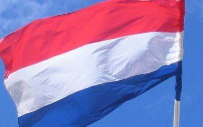 Addio anche alla bandiera olandese