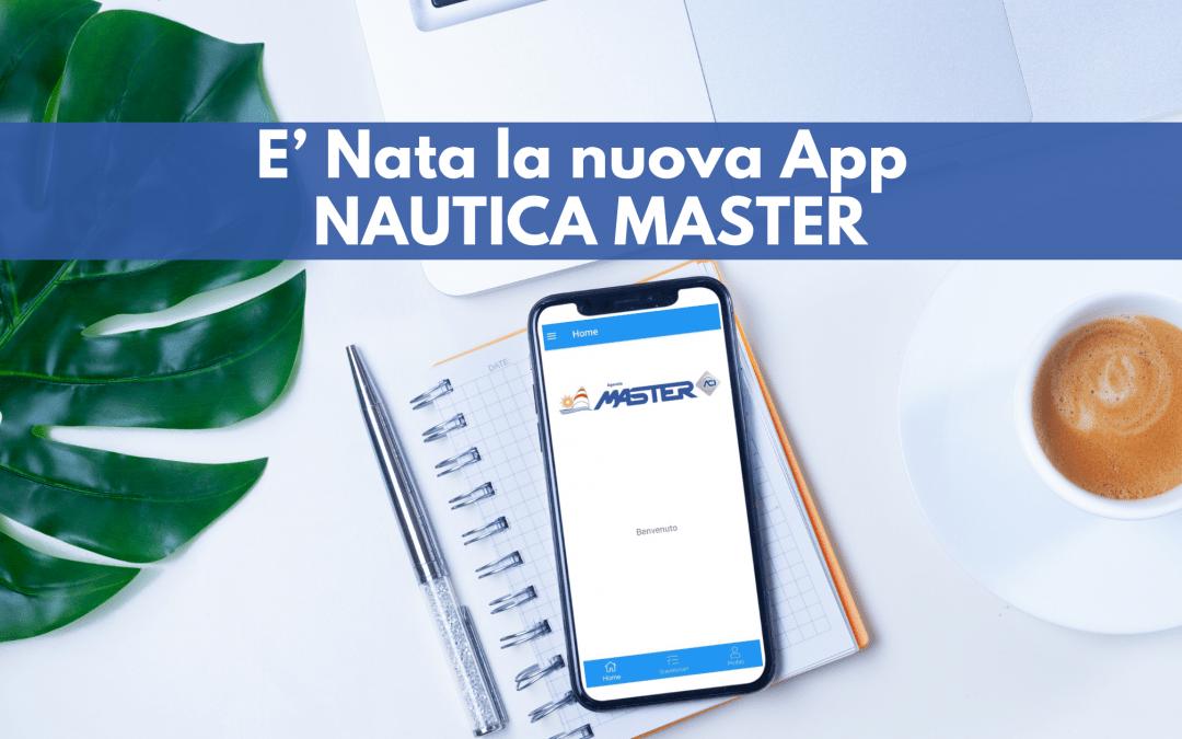 """E' Nata la nuova App """"Nautica Master""""!"""